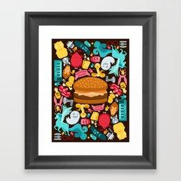 Bob's Burgers Framed Art Print
