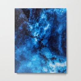 Thunderbolt Nebula Metal Print