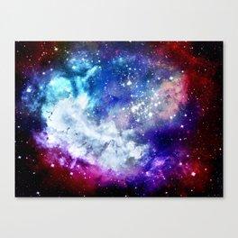 β Wazn Canvas Print