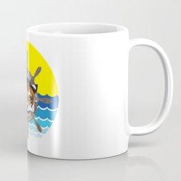 Little Tiger Yacht Club Coffee Mug