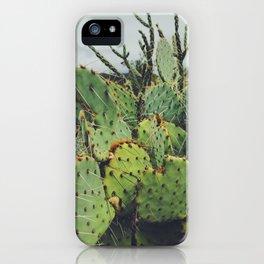 Dark Desert I iPhone Case