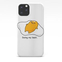 Gudetama iPhone Case