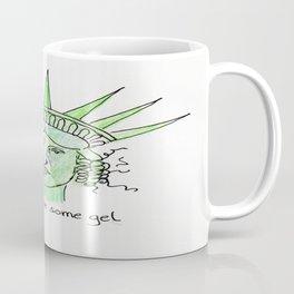Hairy Situation Coffee Mug