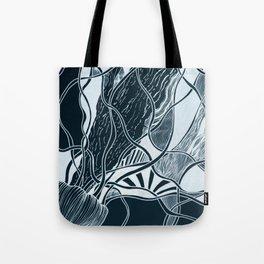 Subtle Seas Tote Bag