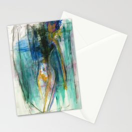 Opaque Femme Fatale Stationery Cards