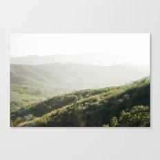 Laguna Hills Canvas Print