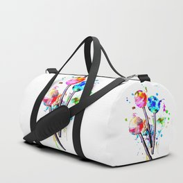Lollipops Duffle Bag