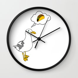 "Flock of Gerrys ""Gerry's Dream"" Wall Clock"