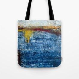 Homage to a ruler - Ocean Tote Bag