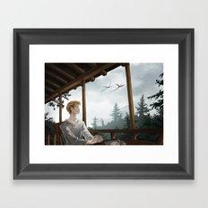 sw003 Framed Art Print