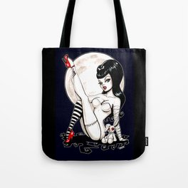 Alice does Zombieland Tote Bag