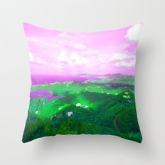 m a j e s t i k Throw Pillow