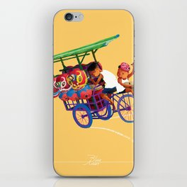 Our children festival iPhone Skin