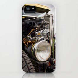 Vintage Car 2 iPhone Case