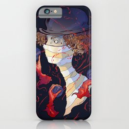 Mime iPhone Case