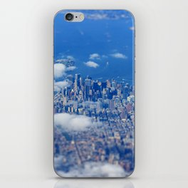 Tiny Manhattan iPhone Skin