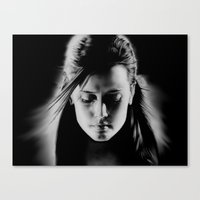 sin city Canvas Prints featuring Sin City by ClaM