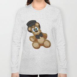 Freddy Plushie Long Sleeve T-shirt