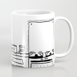 Christmas Winter Kitchen - Midwinter collection Coffee Mug
