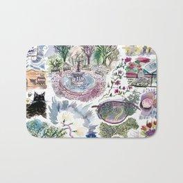 Random Access Paintings Bath Mat