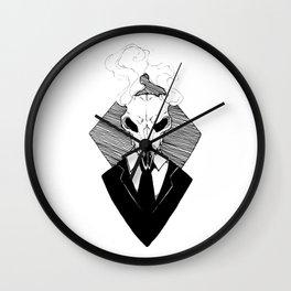 Corporate Hunt Wall Clock