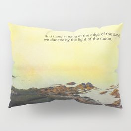 At the Edge of the Sea Pillow Sham