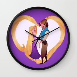 Now that I see you Wall Clock