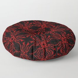 Out of Hell Floor Pillow