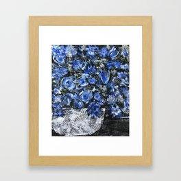 Overflowing Framed Art Print