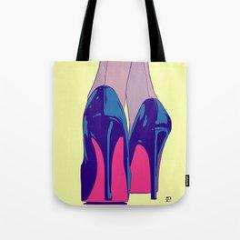 heels Tote Bag