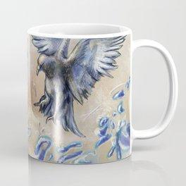 Eel vs. Pigeon Coffee Mug