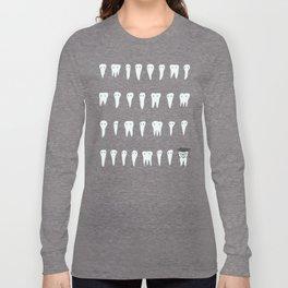 Wisdom Tooth Long Sleeve T-shirt