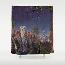 Drystan Shower Curtain