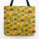 Cactus Cat Yellow Garden by prajaktarao