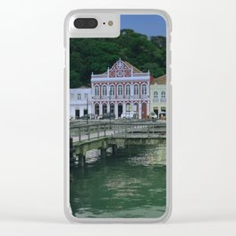 Sao Francisco do Sul Clear iPhone Case
