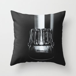 Nights Over Throw Pillow