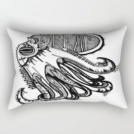 """The Dreamer""  Rectangular Pillow"