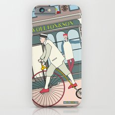 Steampunk Penny-Farthing Velocipedes iPhone 6s Slim Case