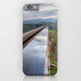 Llangollen Canal iPhone Case