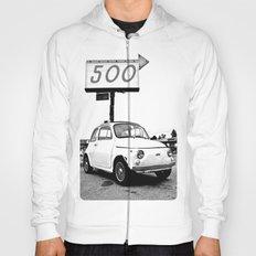 Fiat 500 Forever Hoody