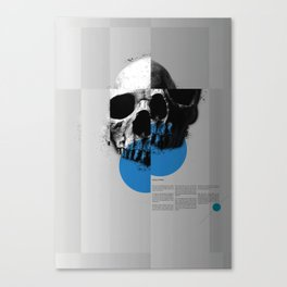 What is Death? 2 Canvas Print
