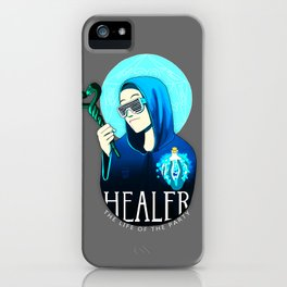 Healer: the Life of the Party iPhone Case