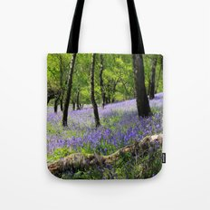 Bluebell Wood. Tote Bag