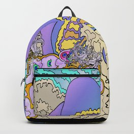 Other Worlds: The Mushroom Gathering Backpack
