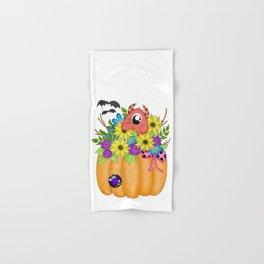 Fall Monster Bouquet Hand & Bath Towel