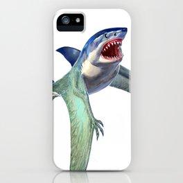 Sharkdactyl Nomdactylus iPhone Case