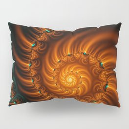 Fractal - She Sells Sea Shells Pillow Sham