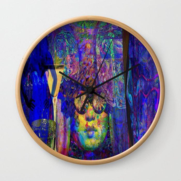 Studio 54 tribute Wall Clock