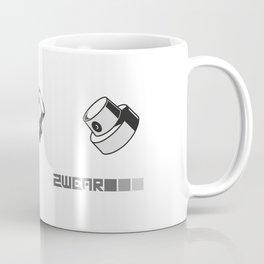 fat caps flow style Coffee Mug