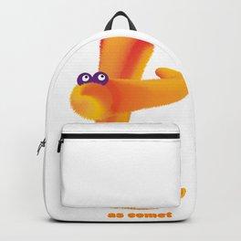 T as comet Backpack